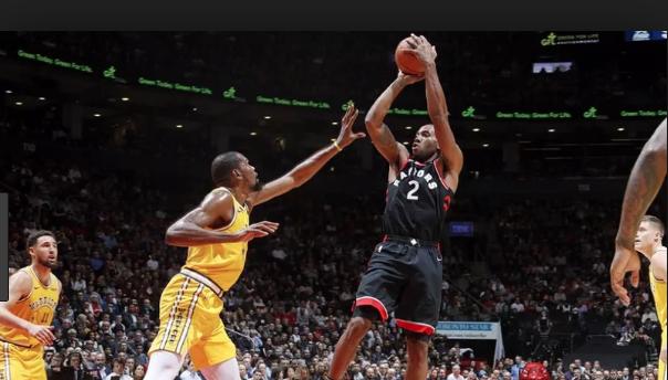 Raptors vs Warriors NBA Game 4
