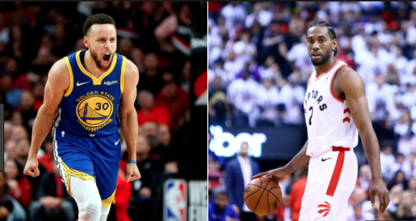 Warriors vs Raptors (Game 1)