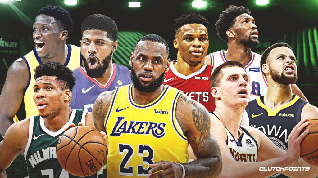 NBA TOTALS
