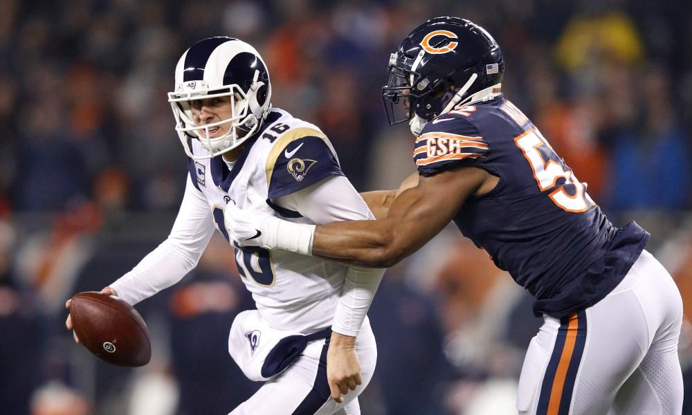 Bears vs Rams
